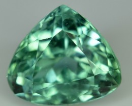 2.90 Crt  Beautiful Green Spodumene Gemstone ~ Afghanistan