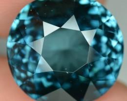 Indicolite Tourmaline Gemstones