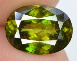 4 Crt Natural Amazing Sphene Gemstone From Pakistan