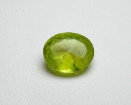 Peridot - 4.21 ct - Gemstone