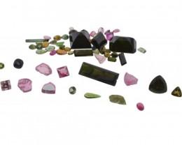 67.8 cts 57 Stones Tourmaline Parcel