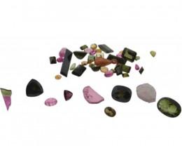 60.16 cts 48 Stones Tourmaline Parcel