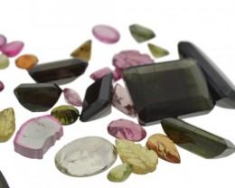53.2 cts 38 Stones Tourmaline Parcel