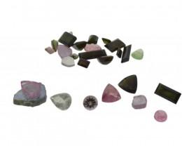 48.95 cts 28 Stones Tourmaline Parcel