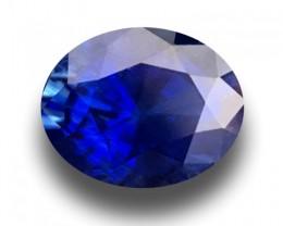 2.51 CTS | Natural Royal Blue sapphire |Loose Gemstone|New| Sri Lanka