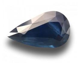 3.61 CTS   Natural Blue sapphire  Loose Gemstone New  Sri Lanka