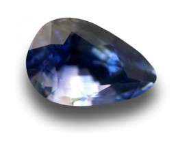 2.4 CTS | Natural Blue Sapphire |Loose Gemstone|New| Sri Lanka