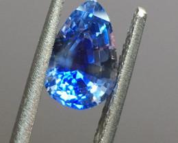 2.4 CTS   Natural Blue Sapphire  Loose Gemstone New  Sri Lanka