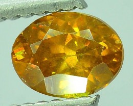 Gil Certified 0.83 ct Natural Sphalerite S.1