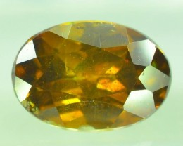 Gil Certified 0.91 ct Natural Sphalerite S.1