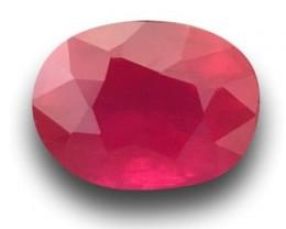 0.75 Carats|Natural Unheated Ruby|Loose Gemstone|Sri Lanka - New