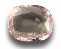 2.18 CTS | Natural Pinkish orange padparadscha |Loose Gemstone|New| Sri Lan