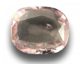 2.18 CTS | Natural Pinkish orange padparadscha |Loose Gemstone|New| Sri Lan