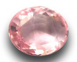1.56 CTS | Natural Orange Pink sapphire |Loose Gemstone|New| Sri Lanka