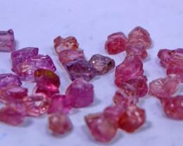 28CT natural red color Rodolite garnet rough
