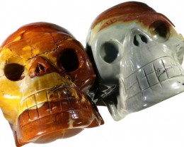 2865.00 Family Mum and Dad Jasper skulls PPP 1123