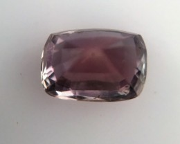 1.76 CTS | Natural Greenish Orange Pink sapphire |Loose Gemstone|New| Sri L