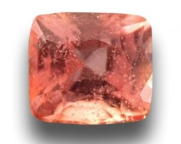 1.04 CTS | Natural Pinkish orange padparadscha |Loose Gemstone|New| Sri Lan