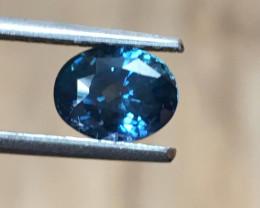 1.78 CTS Natural Green Blue sapphire |Loose Gemstone|New Certified| Sri Lan