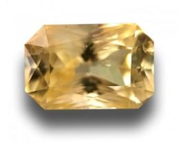 1.71 CTS | Natural Yellow sapphire |Loose Gemstone|New| Sri Lanka