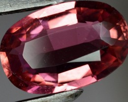 2.6 Crt Amazing Rubelite Gemstone From Afghanistan