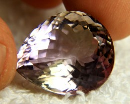 34.31 Carat Light Purple VVS Brazil Ametrine - Gorgeous