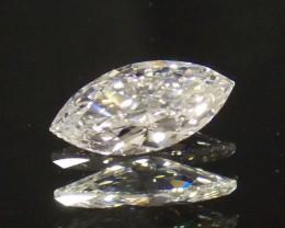1.07ct E VS2 Marquise Diamond