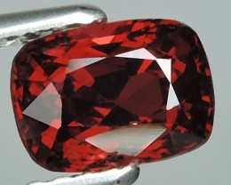 1.05 CTS FANTASTIC ULTRA RARE NATURAL ~EXOTIC RED~SPINEL NR!