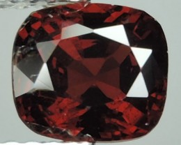 1.30 CTS FANTASTIC ULTRA RARE NATURAL ~EXOTIC RED~SPINEL NR!