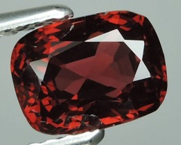1.25 CTS FANTASTIC ULTRA RARE NATURAL ~EXOTIC RED~SPINEL NR!