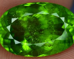 14.20 Crt Natural Amazing Peridot Gemstone From Afghanistan