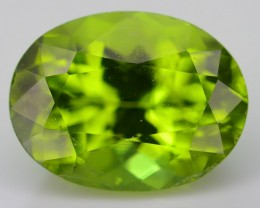 GiL Certified 3.05 ct Peridot ~ Pakistan SKU.1