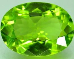 GiL Certified 3.67 ct Peridot ~ Pakistan SKU.1