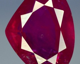3.50 Crt Natural Amazing Ruby Gemstone From Afghanistan