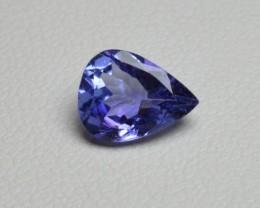 Natural Tanzanite - 1,09 carats - Gemstone