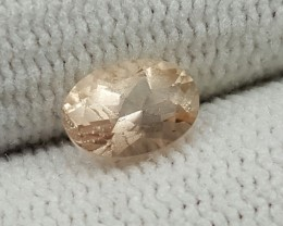 0.85 CRT NATURAL MORGANITE GEMSTONES FOR SALE
