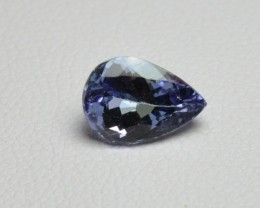 Natural Tanzanite - 1,39 carats - No Reserve Price
