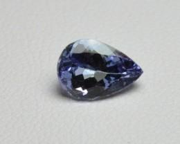 Natural Tanzanite - 1,39 carats - No Reserve Price