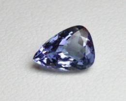 Natural Tanzanite - 1,13 carats - Gemstone