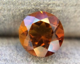 0.90 Crt Natural Citrin Facetted Gemstone