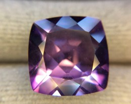 12.35 Crt Natural Amethyst faceted gemstone beautiful cutting