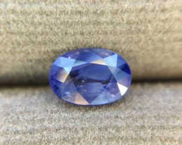 0.90 Crt Natural Sapphire Faceted Gemstone