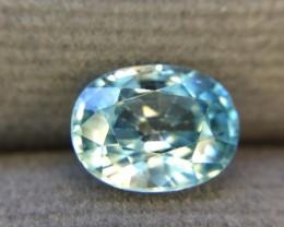 2.95 Crt Natural Zircon Faceted Gemstone