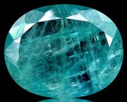 4.50Ct Rare Top Grade Blue Color & Quality Gemstone 100% Natural Grandi