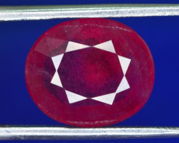 6.15 CT NATURAL AFRICAN RUBY GEMSTONE