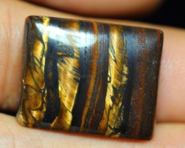 29.22ct Natural Iron Tiger Eye