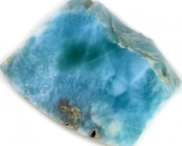 74.15 CTS  LARIMAR ROUGH   SLAB  [F6784]