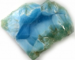 79.30 CTS  LARIMAR ROUGH   SLAB  [F6814]