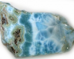 109.15 CTS  LARIMAR ROUGH   SLAB  [F6815]