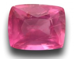 1.09 CTS | Natural Pink Sapphire | Loose Gemstone | Sri Lanka Ceylon - New